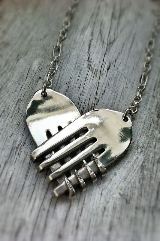 40 Cool Teen Fashion Ideas For Girls: 40 Cool Spoons And Forks Art