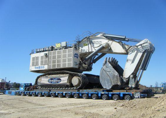 The Biggest Heavy Equipment In World 50 Images