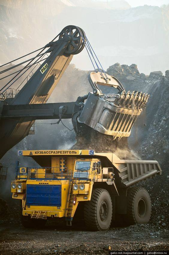 The Biggest Heavy Equipment In The World 50 Images