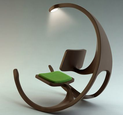 50 Unique And Creative Chair Designs